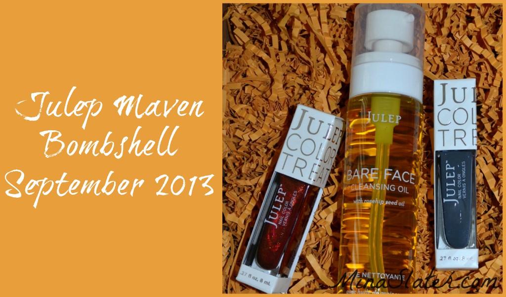 Julep Maven Bombshell - September 2013