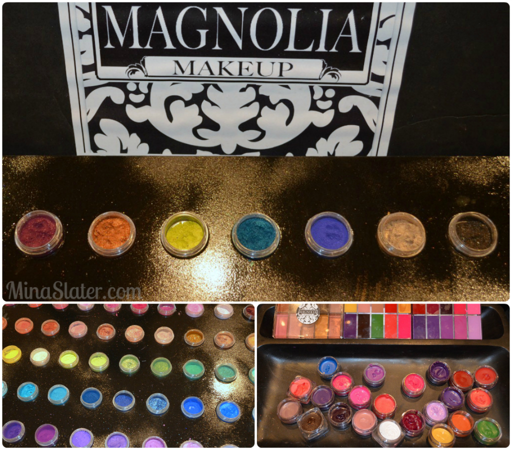 Magnolia Makeup - The Makeup Show Orlando 2013