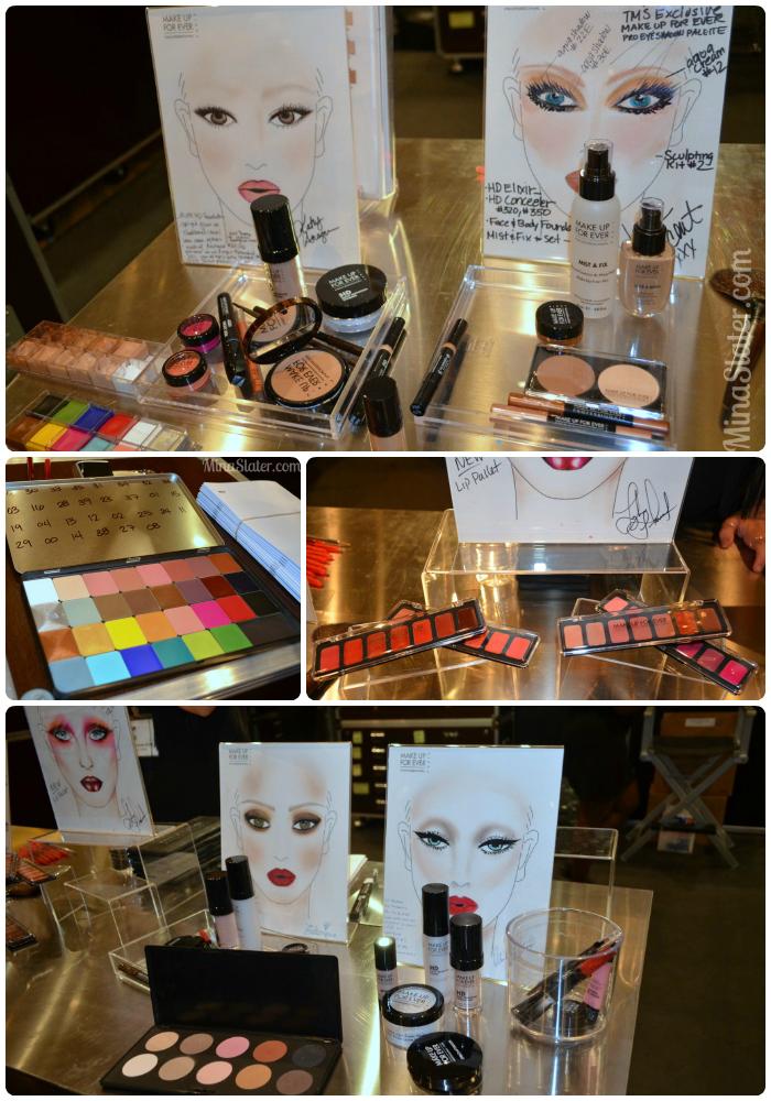 Makeup For Ever - The Makeup Show Orlando 2013