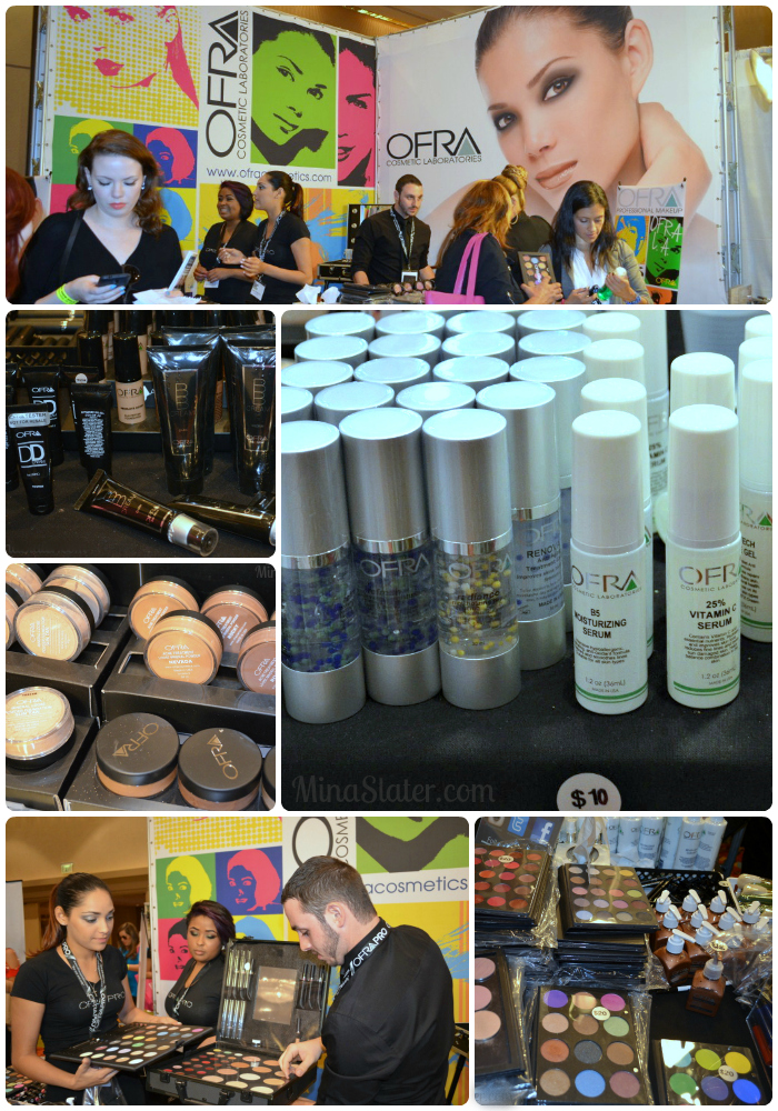 OFRA Cosmetics - The Makeup Show Orlando 2013