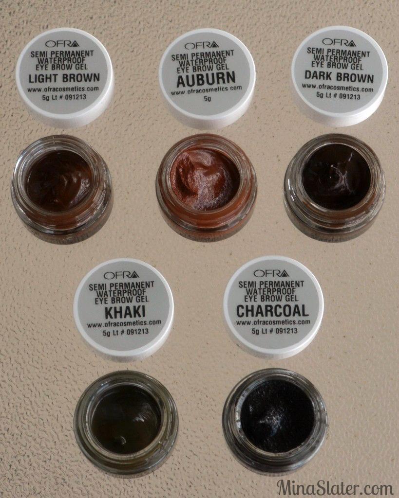 OFRA Cosmetics Semi Permanent Waterproof Eyebrow Gel