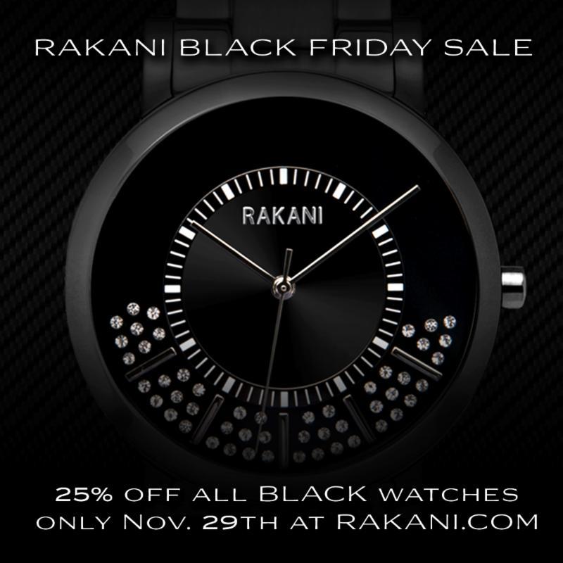 RAKANI Black Friday Sale
