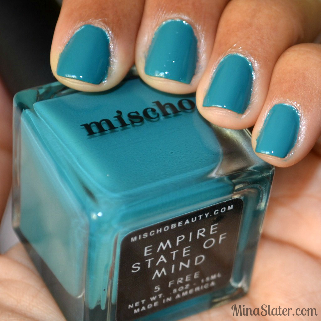 Mischo Luxury Nail Lacquer - Empire State Of Mind