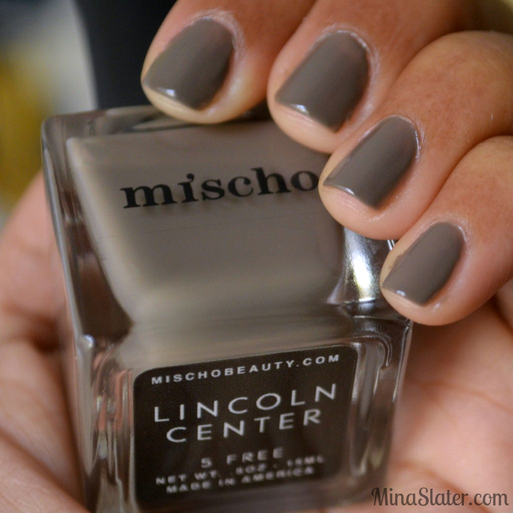 Mischo Beauty Luxury Nail Lacquer - The Fashion Week Collection