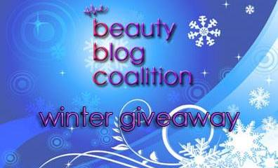 Beauty Blog Coalition Winter Giveaway