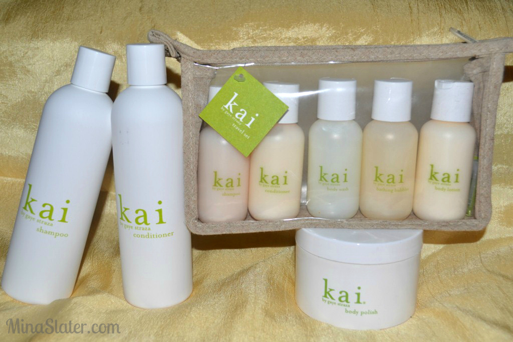 Kai Bath & Body Products