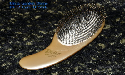 Olivia Garden Divine DV-2 Care & Style Hair Brush