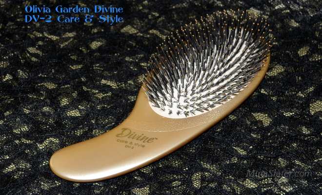 Olivia Garden Divine Dv 2 Care Style Hair Brush