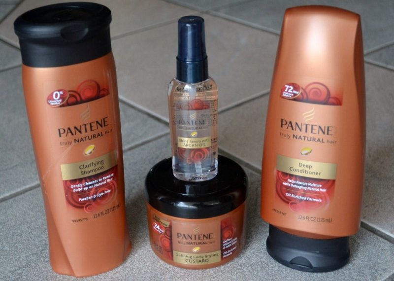 Pantene Truly Natural Co Wash Cleansing Conditioner Reviews