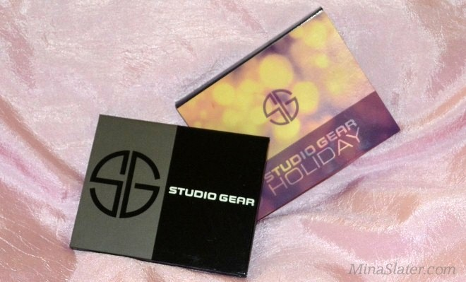 Studio Gear Cosmetics Holiday Smokey Eye Palette