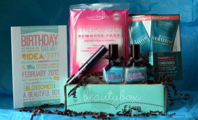 Beauty Box 5 - February 2014 - BB5