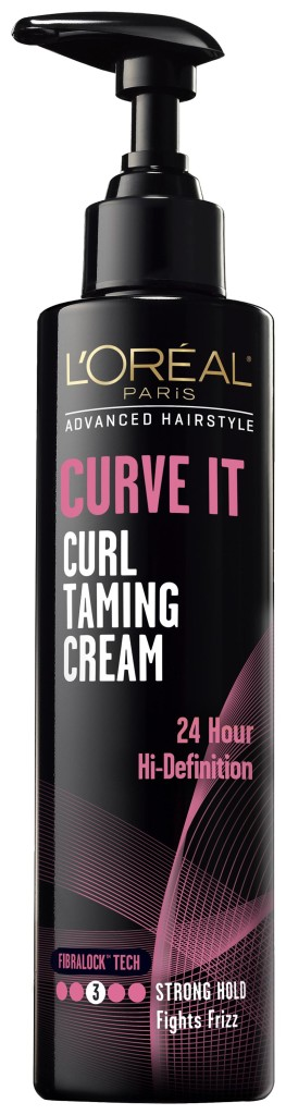 L'Oreal Curve It Curl Taming Cream