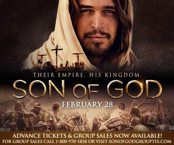 Son Of God Movie