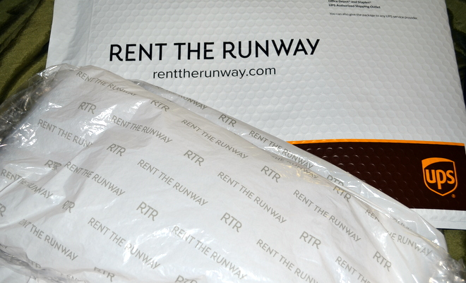 Rent The Runway - Easy Free Return
