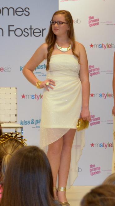 Macy's Prom Fashion Show 2014 - Mall at Millenia - Orlando, Florida