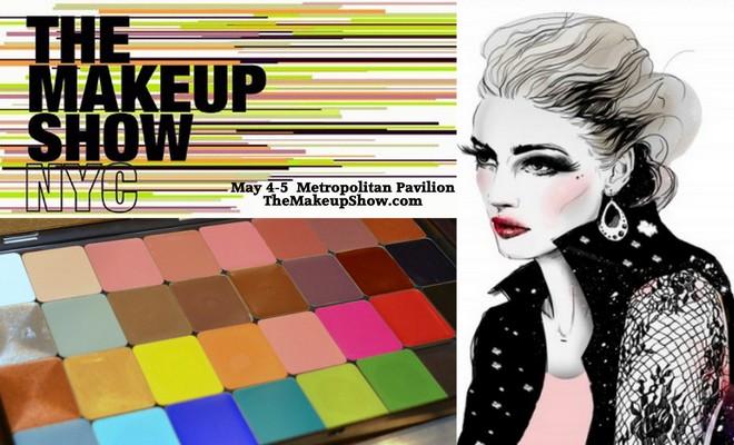 The Makeup Show NYC 2014