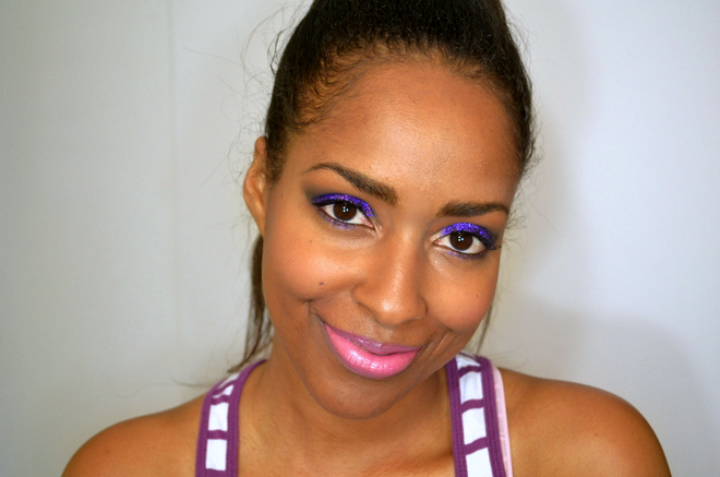 OFRA Foundation Sticks 22 & 29, Lit Cosmetics Disco Diva Glitter, OCC Lip Tar Lydia