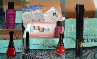 Beauty Box 5 June 2014 - Summer Chic