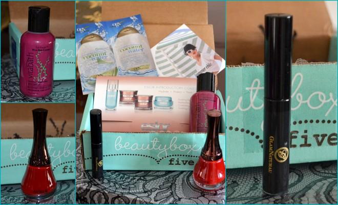 Beauty Box 5 June 2014 - Summer Chic