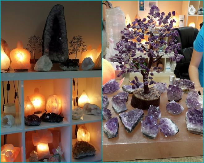 Salt Room Millenia - Salt Lamps