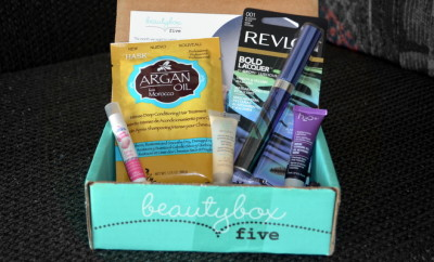 Beauty Box 5 - July 2014