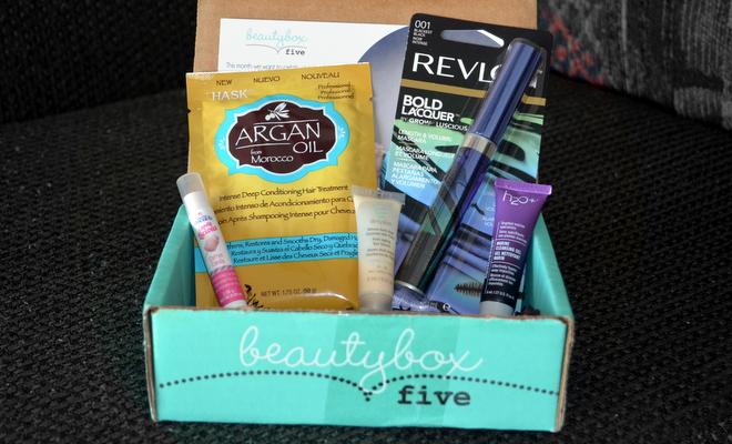 Beauty Box 5 - July 2014