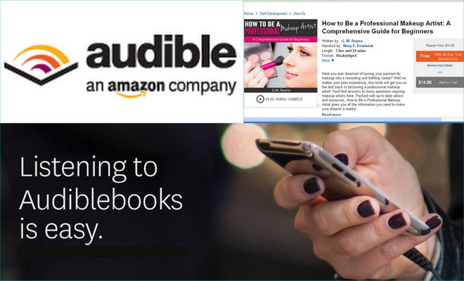 Audible Fabness For Beauty And Fashion Lovers