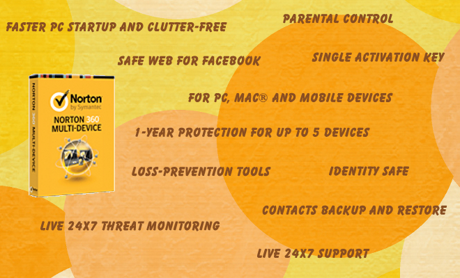 Symantec Helps Protect Your Devices With Norton 360 Multi-Device
