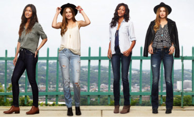 American Eagle Outfitters Fall Denim Collection