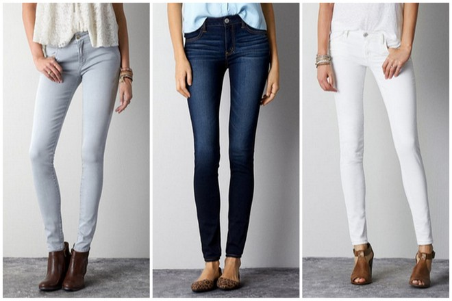 American Eagle Outfitters Fall Denim