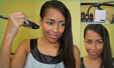 Mina Slater - TEMPTU Airbrush Makeup #TEMPTUDaynNight