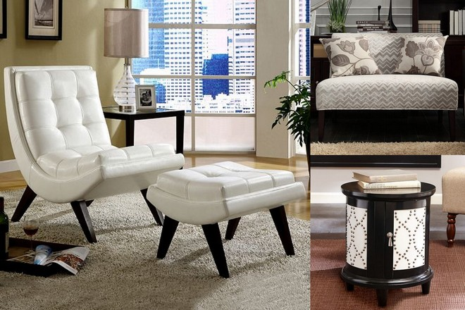 Cyber Monday Wishlist - Home Decor - Accent Chairs & Stand