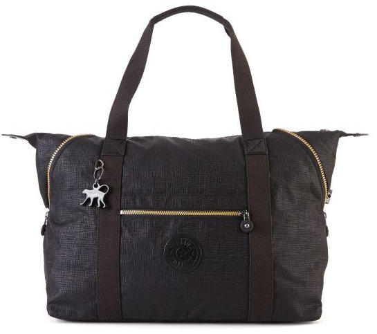 Kipling Art Tote Bag. Perfect for travel as a weekender bag or carry-on.