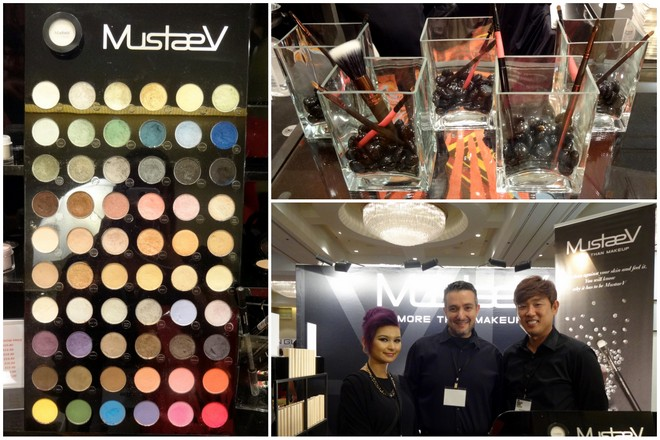 MustaeV at The Makeup Show Orlando 2014