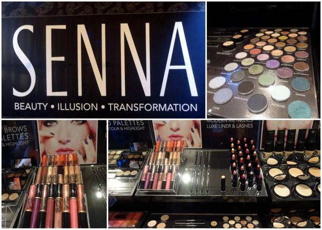 Senna Cosmetics at The Makeup Show Orlando 2014