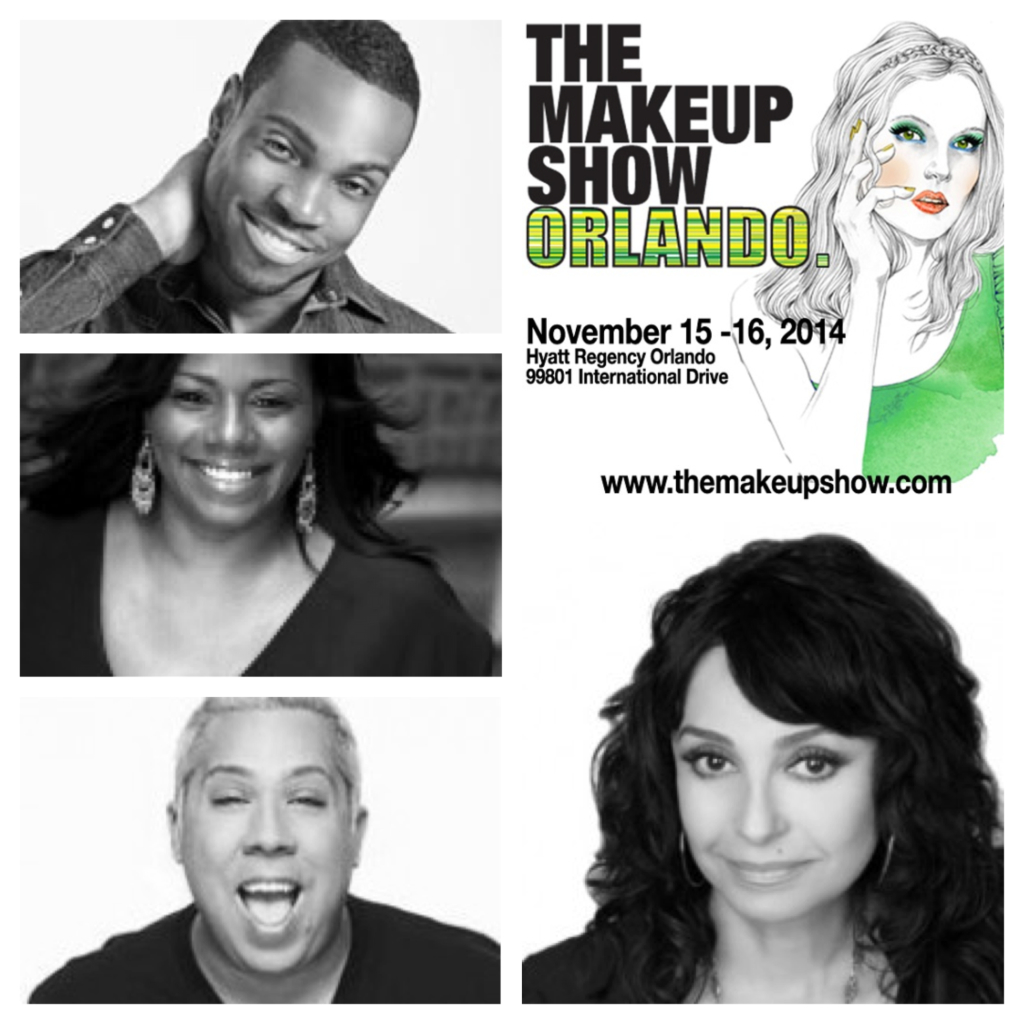 The Makeup Show Orlando Keynote Speakers