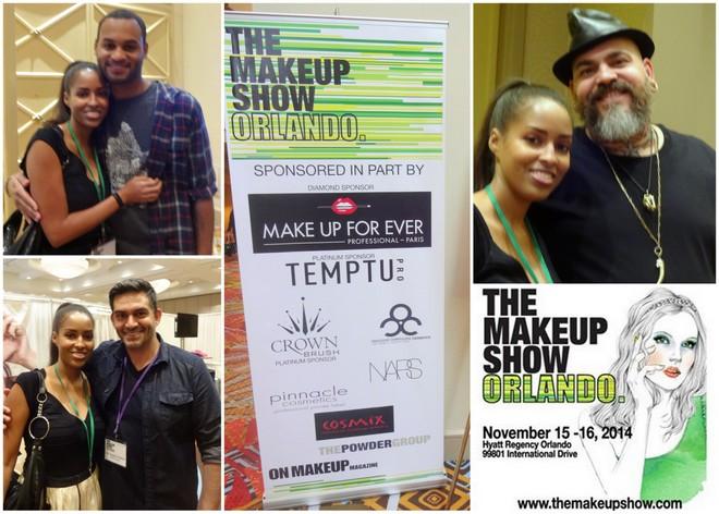 The Makeup Show Orlando 2014