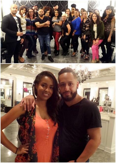 The Makeup Show Meet & Greet at Orlando Santiago Makeup Academy