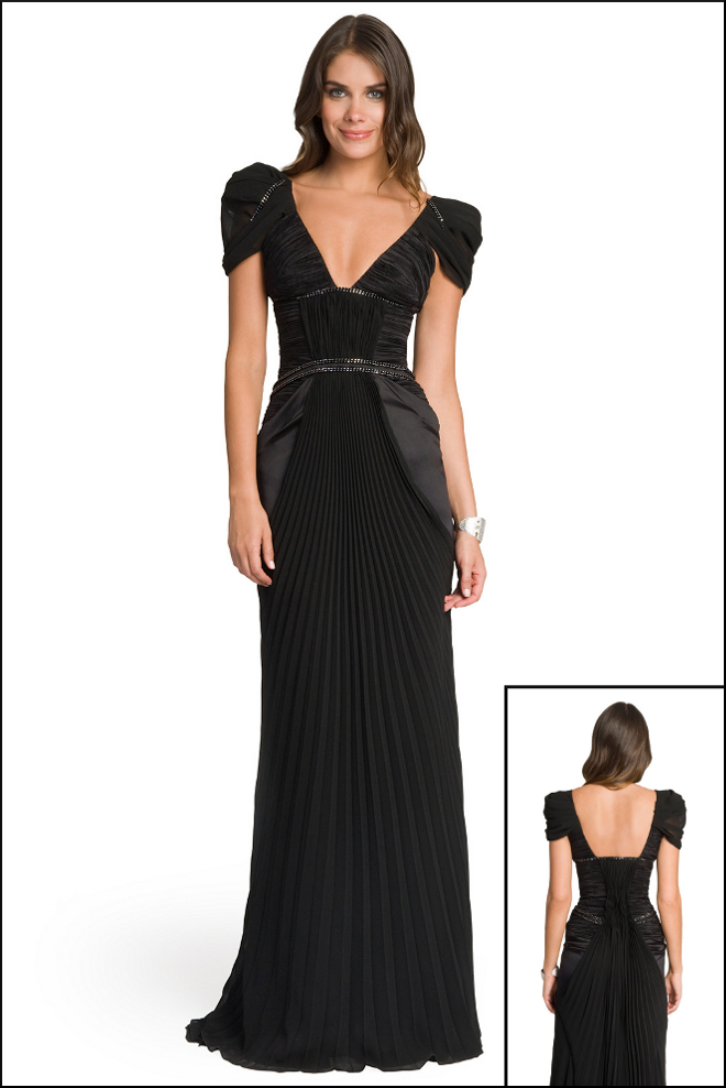 Knock Em Dead Gown by Carlos Miele from Rent The Runway