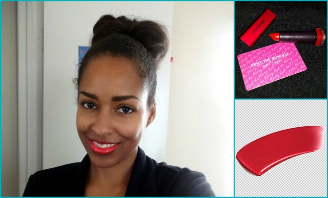 COVERGIRL Colorlicious Lipstick + $50 Rent The Runway gift card giveaway via @minaslater