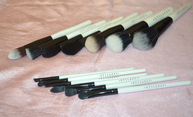 Stilazzi Makeup Brushes