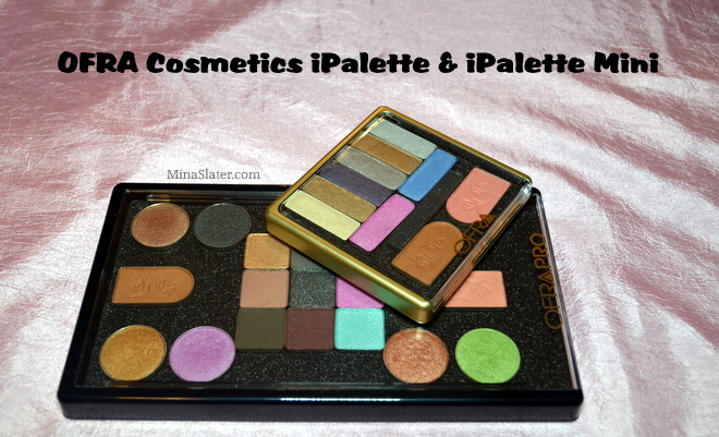OFRA Cosmetics iPalette & iPalette Mini - makeup case
