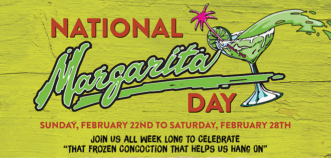 National Margarita Day 2015 - Jimmy Buffett's Margaritaville Orlando