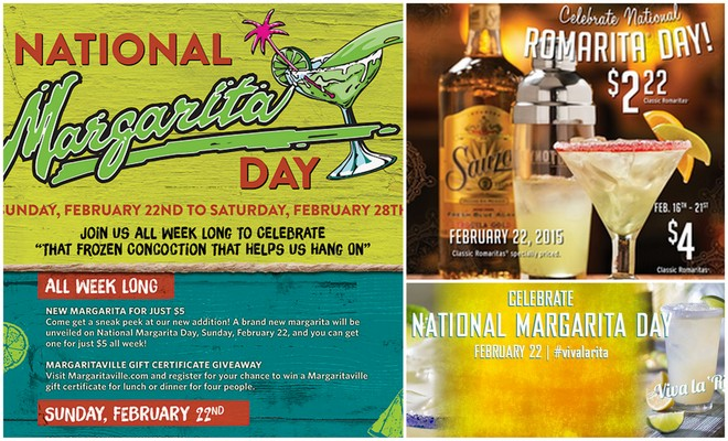 National Margarita Day 2015 - Orlando