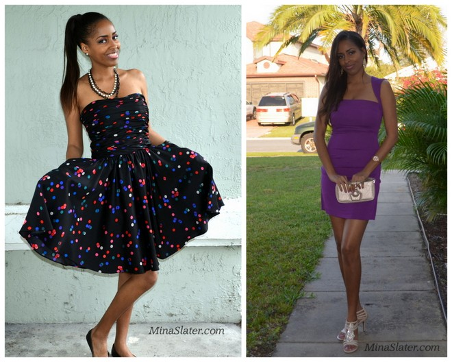 Mina Slater - Rent The Runway Dresses 2014