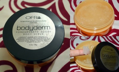 OFRA Pomegranate Sugar Body Scrub