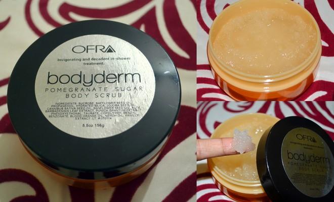 OFRA Pomegranate Sugar Body Scrub