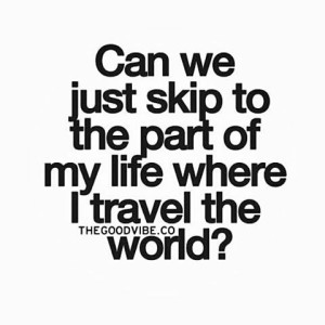 Travel on the mind 247! traveltheworld