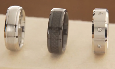 Zales Men's Wedding Band