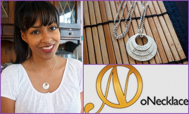 oNecklace: See My New Love + a Giveaway!